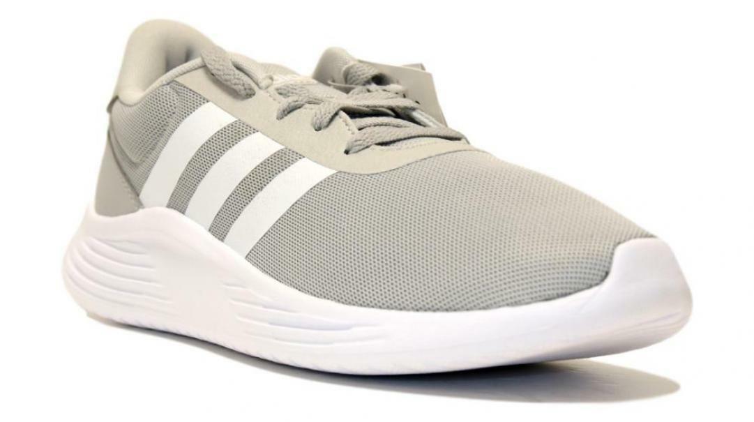 adidas adidas lite racer 2.0 gretwo/ftw/lgrani uomo eh1097 grigio