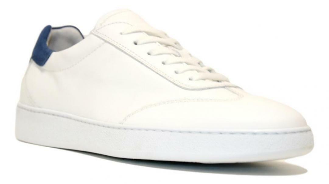 nero giardini nero giardini sneakers uomo e001562u 707 bianco