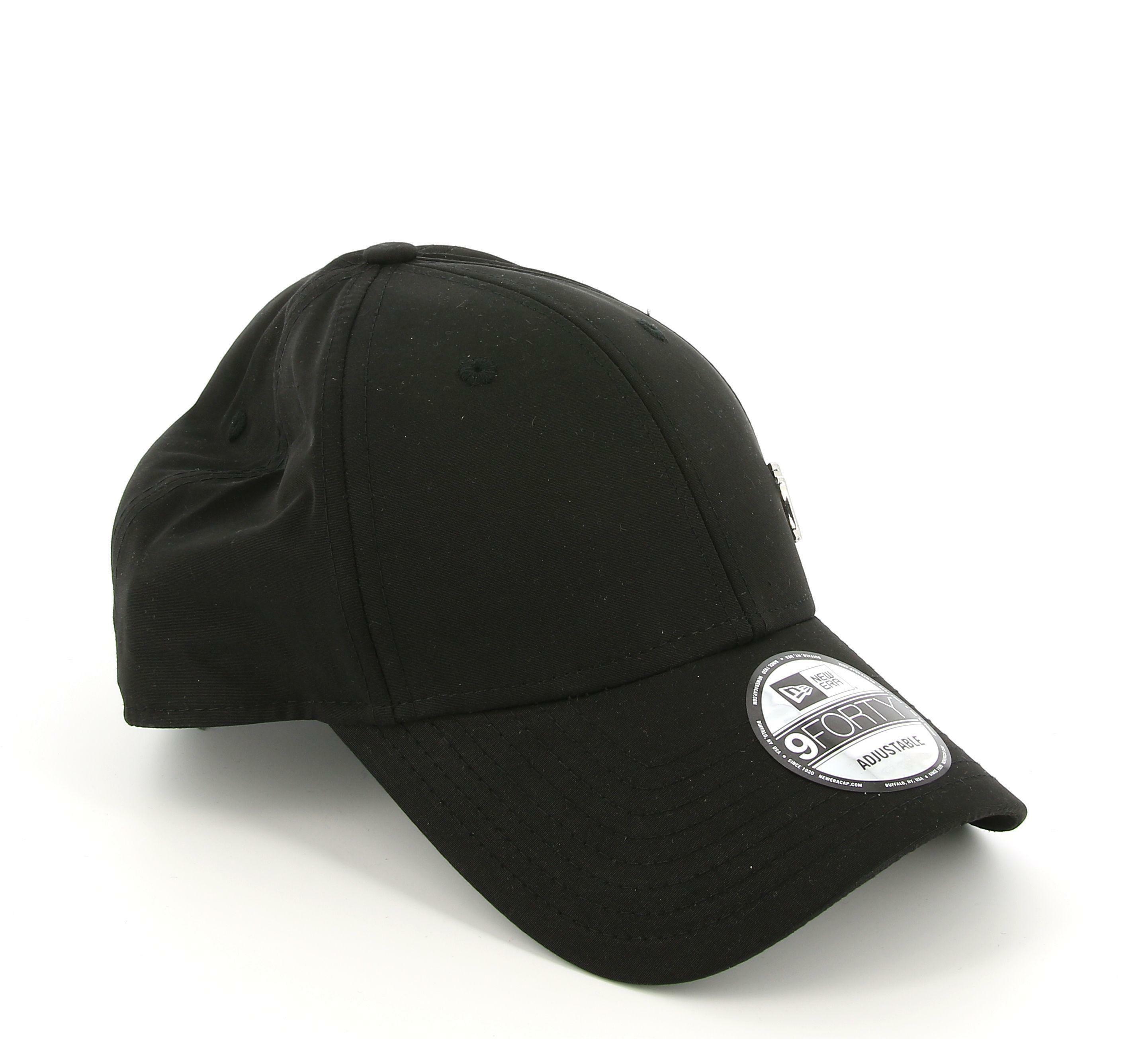new era new era 11198850 cappello unisex black