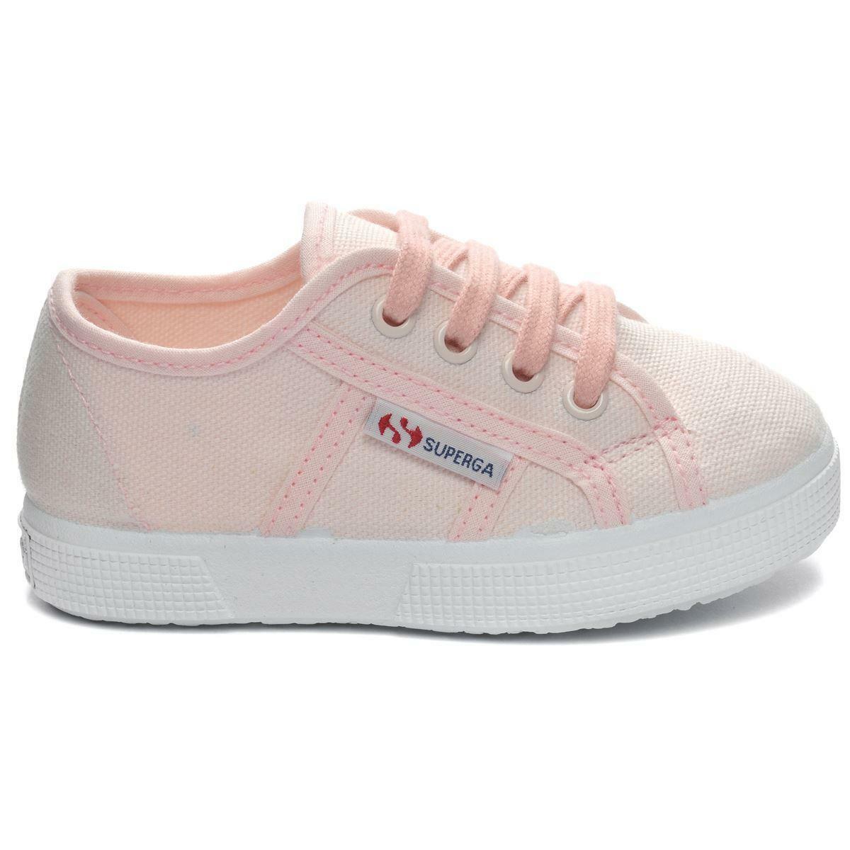 superga superga sneakers bambina 2750 torchietto rosa