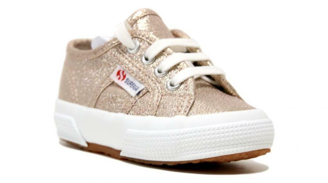 superga superga sneakers rose platinum 2750 lameb platino