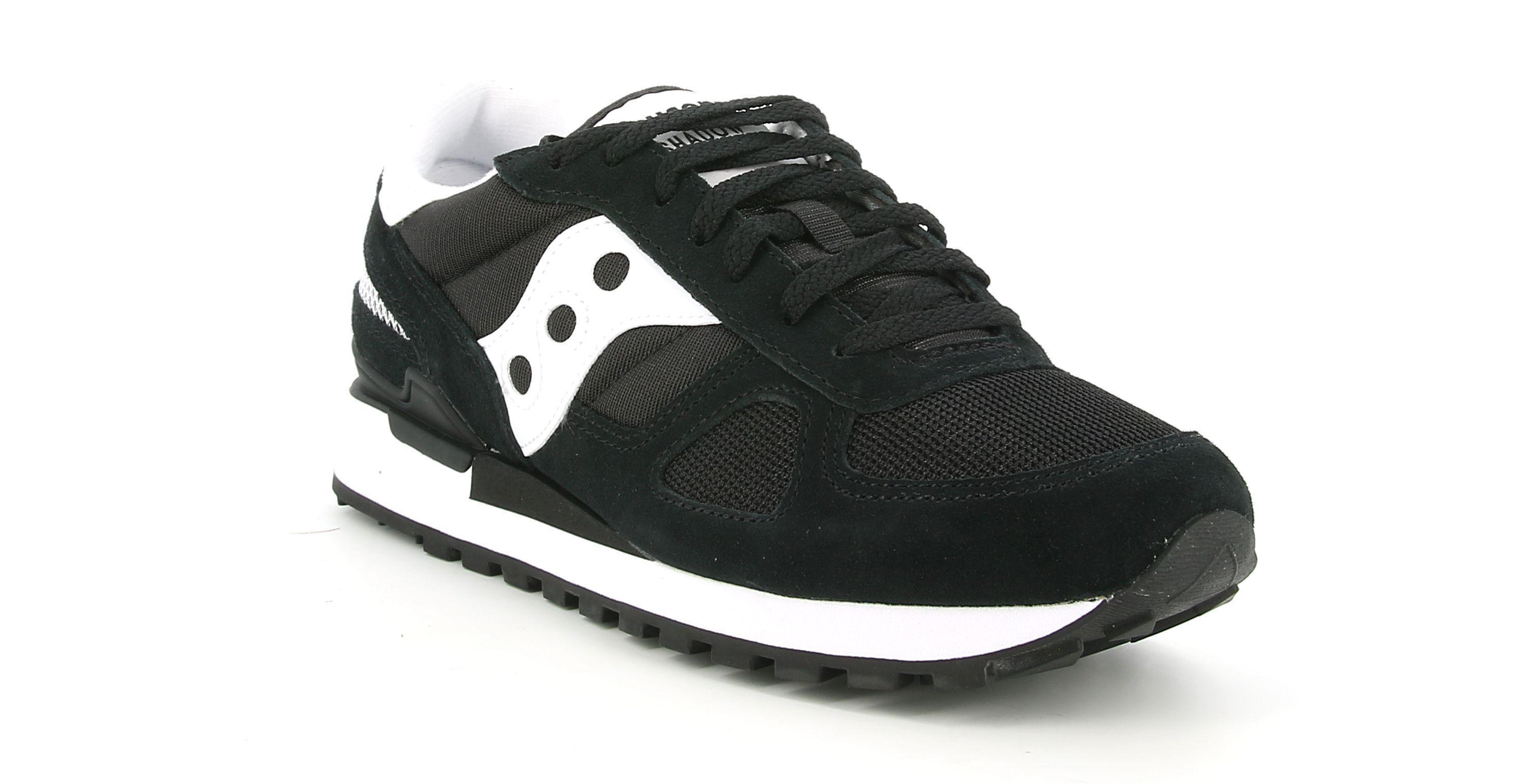 saucony saucony 2108-518 shadow original sneaker uomo black