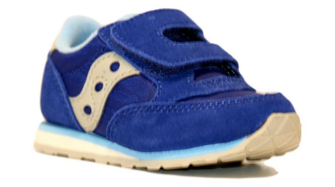 saucony saucony sneakers blue bambino sl262507 blu