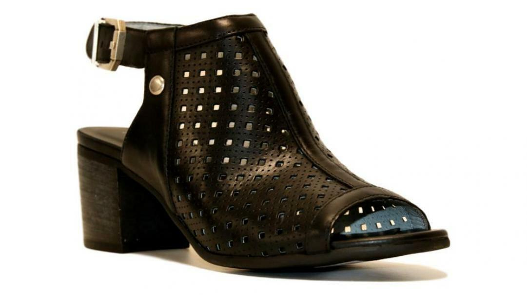 nero giardini nero giardini sandalo tacco donna e012290d 100 nero