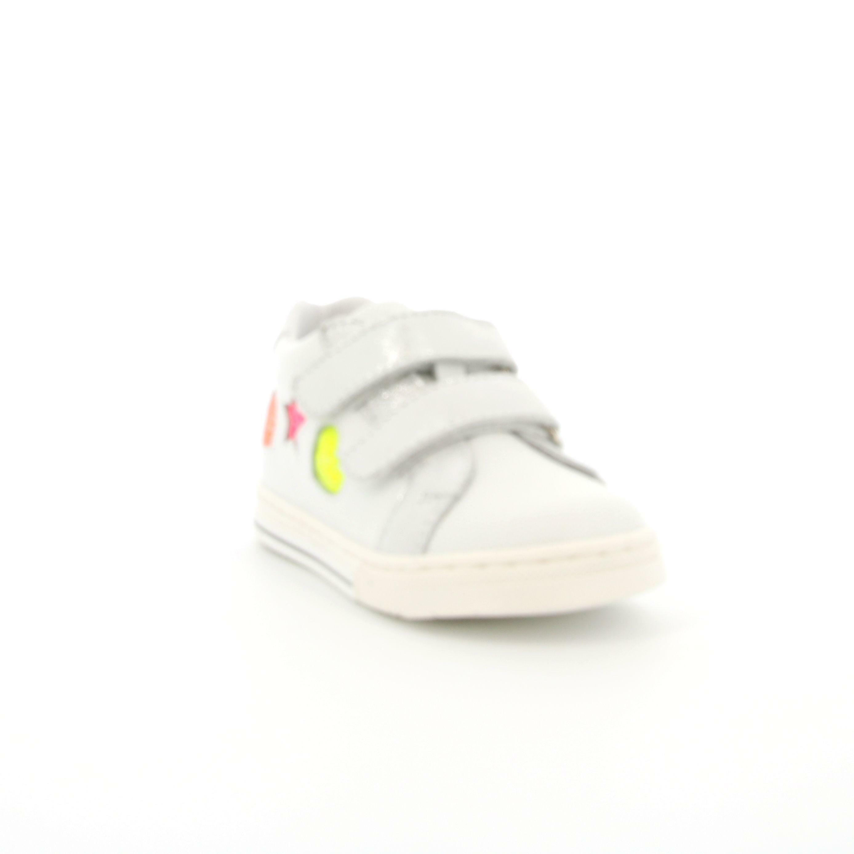balocchi balocchi sneakers bambina 101295 bianco