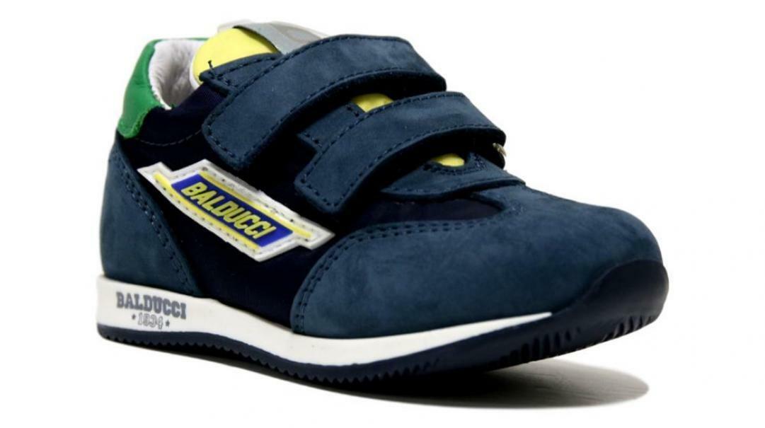 balducci strappo sportivo bambino balducci csport3900 blu
