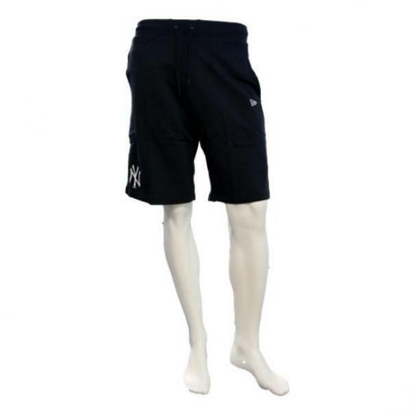 new era new era shorts uomo 12483686 blu