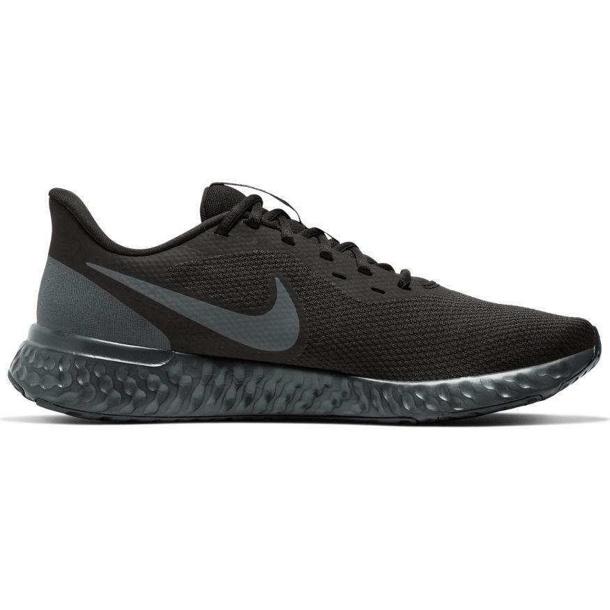 nike nike revolution 5 bq3204 001 scarpa da corsa uomo nero