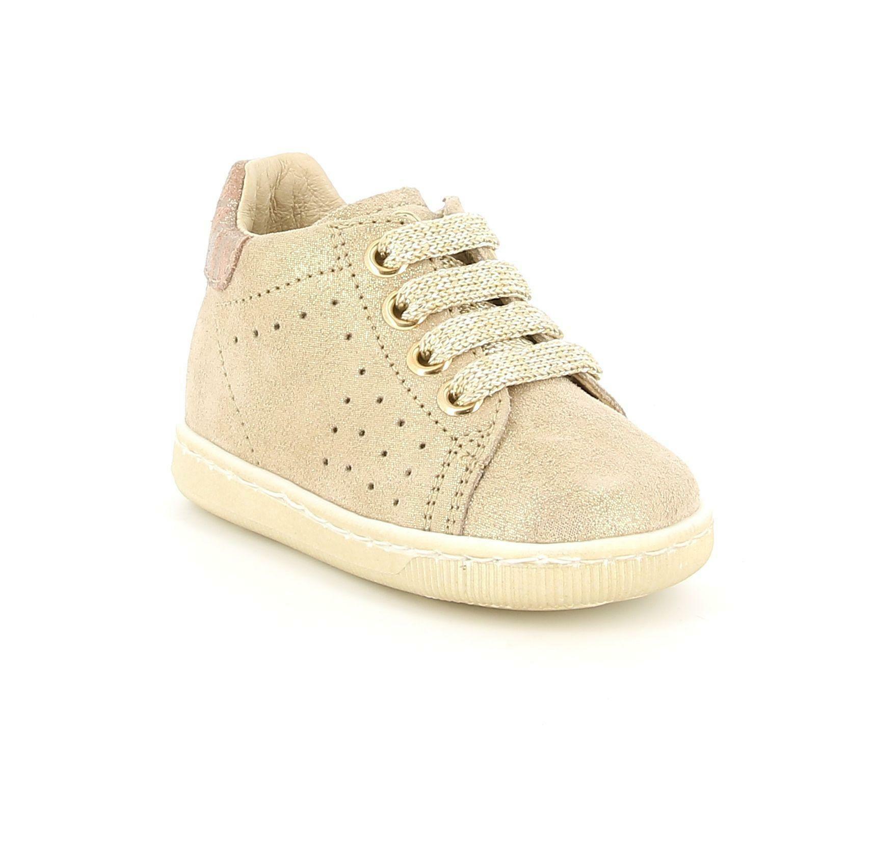 falcotto falcotto sneakers alta bambina 2013491 19 1q60 cipria