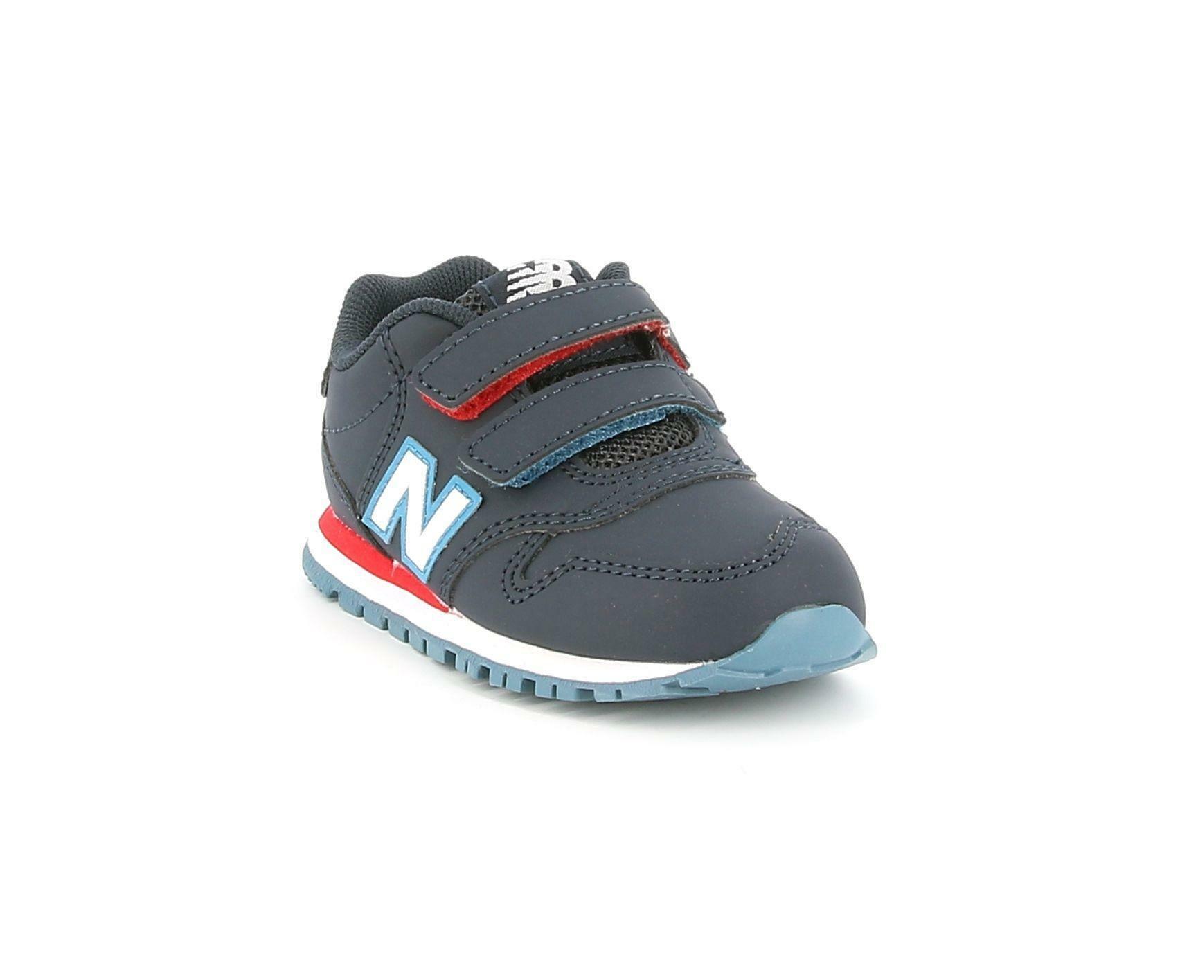new balance new balance sportivo iv500rnr blu scarpe sportive bambino