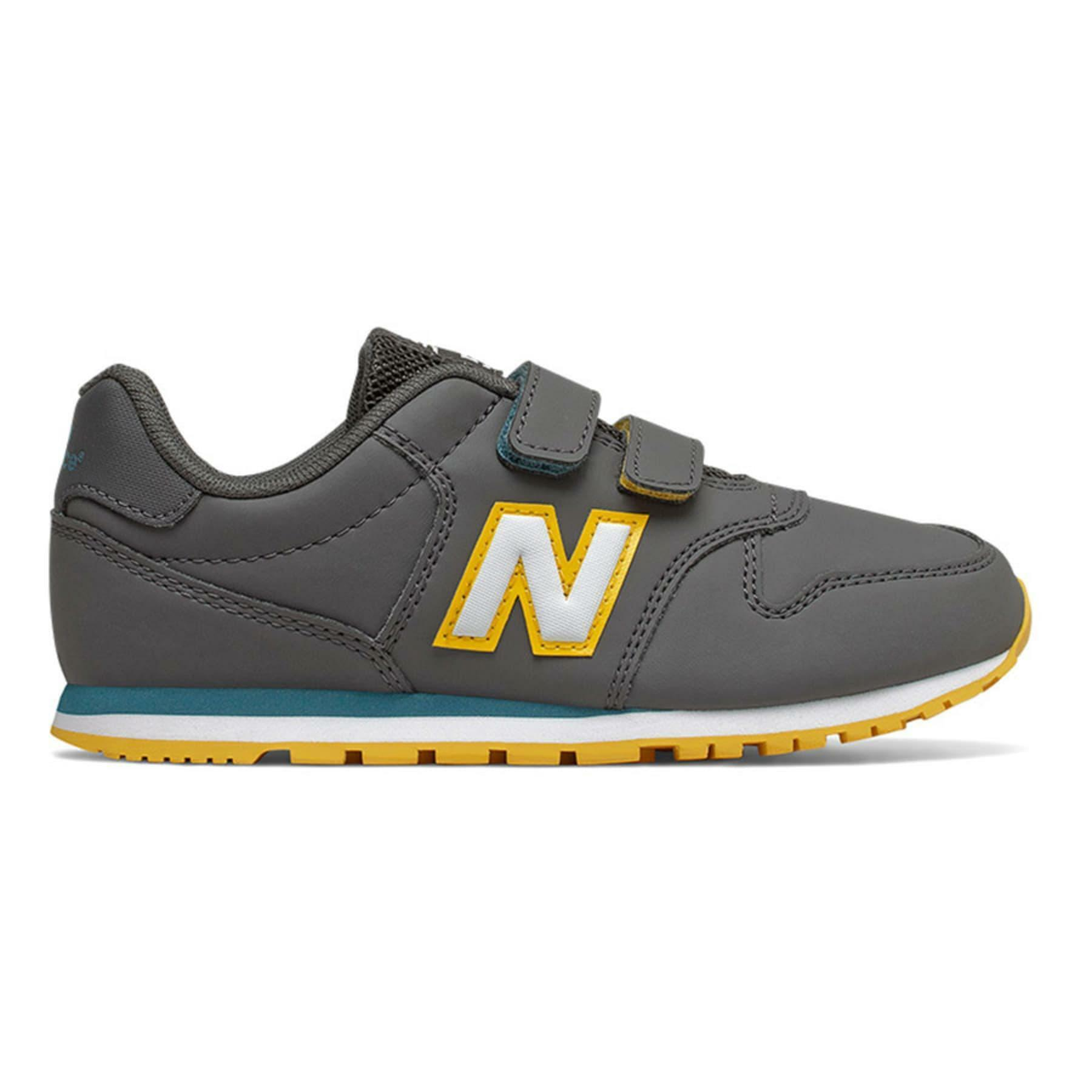 New balance sportivo yv500rgb grigio scarpe sportive bambino
