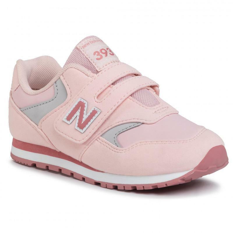 New balance sportivo yv393cpk rosa scarpe sportive bambina
