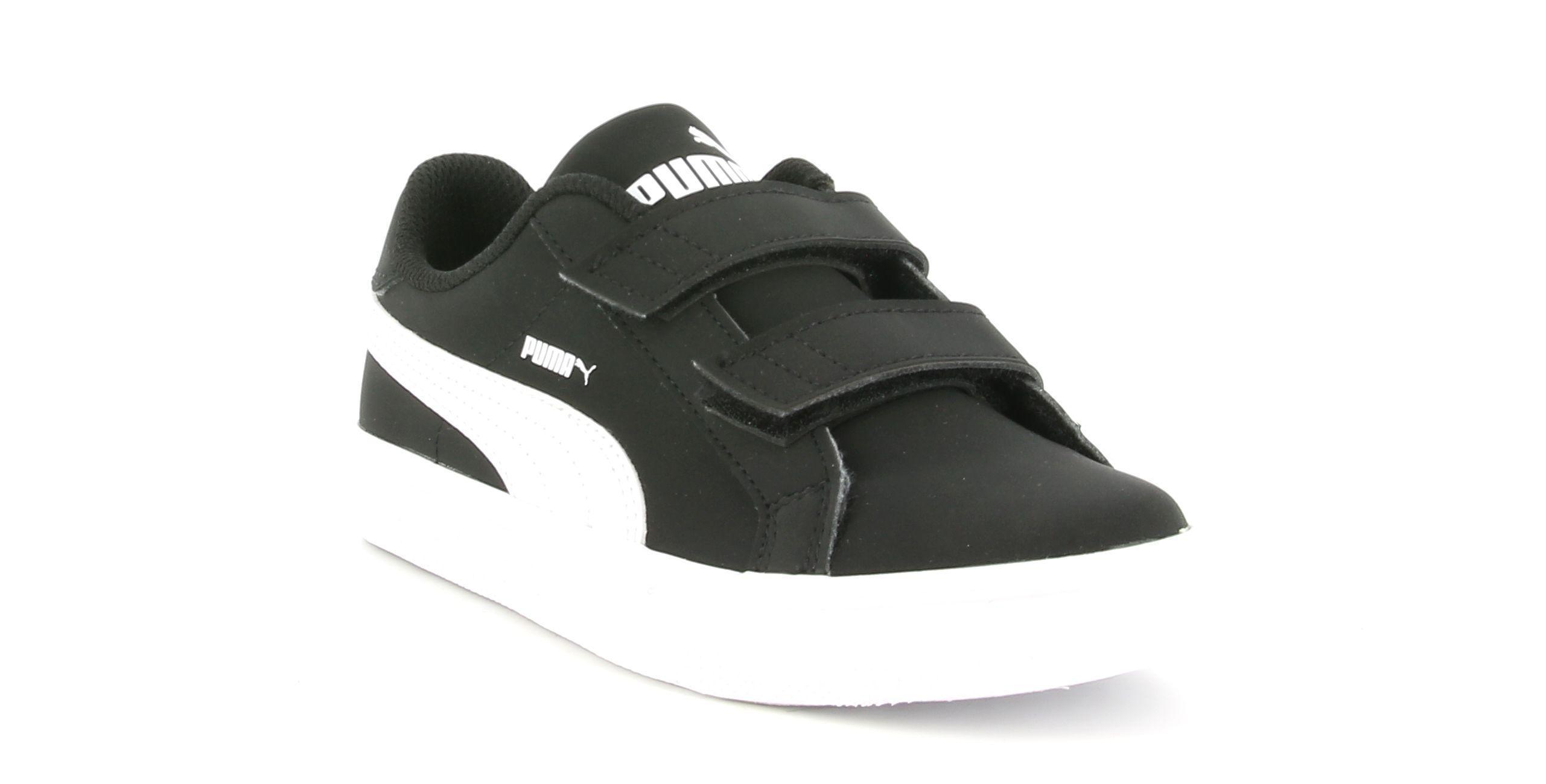 puma puma smash vulc ps 370705 005 bianco sneakers bambino unisex