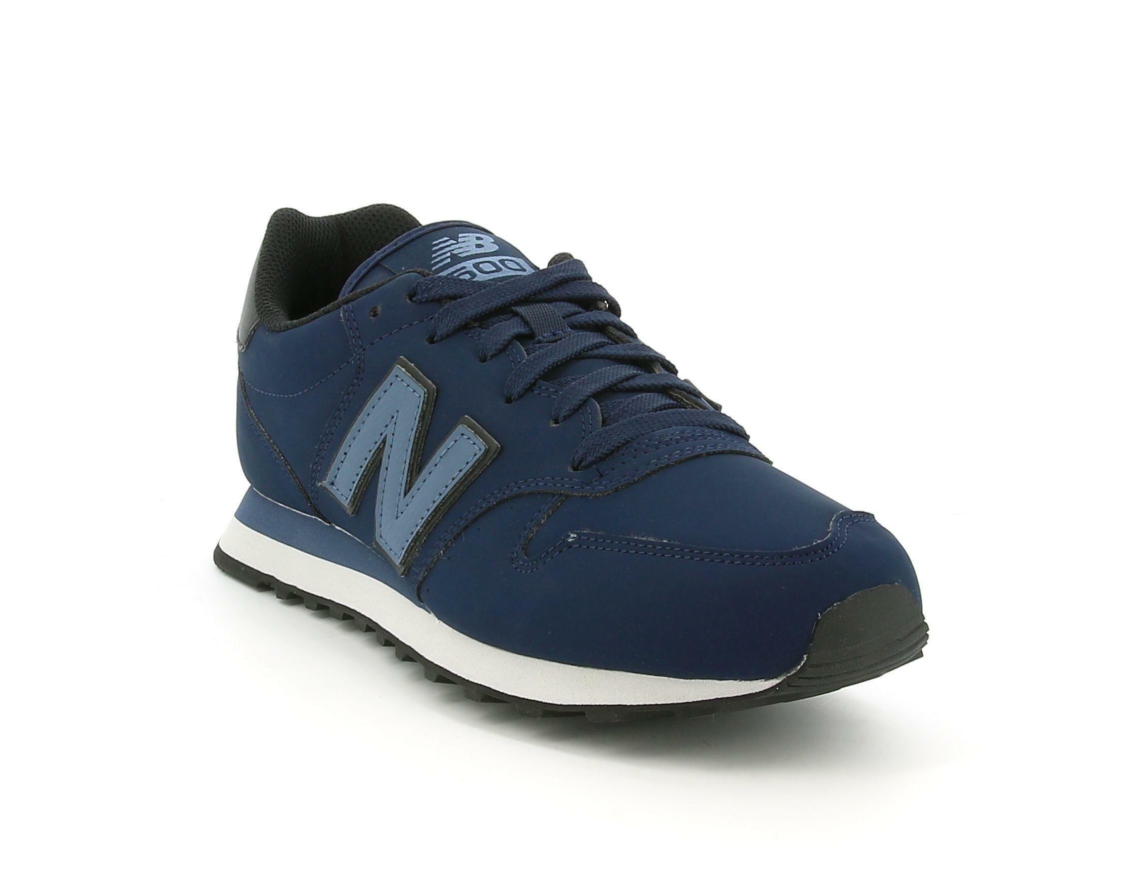 new balance new balance sportivo gm500lc1 blu sneaker da uomo