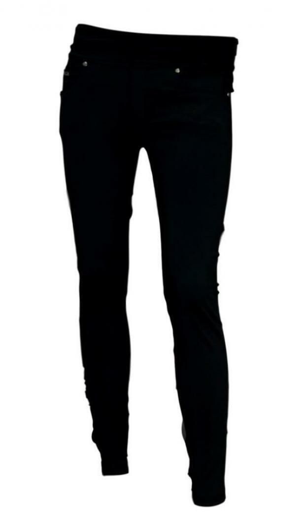 freddy freddy pants pantalone lungo nowy1mc004 da donna nero