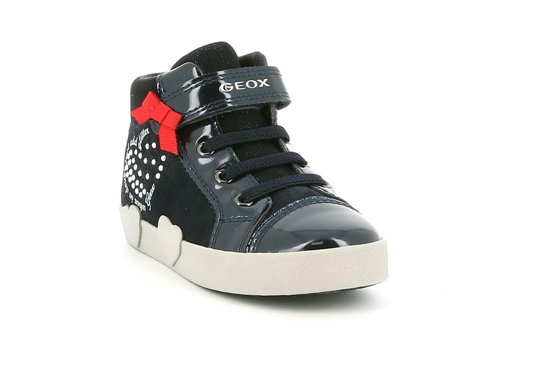 geox geox b kilwi g. d b04d5d 022hi c4021 blu sneakers bimba