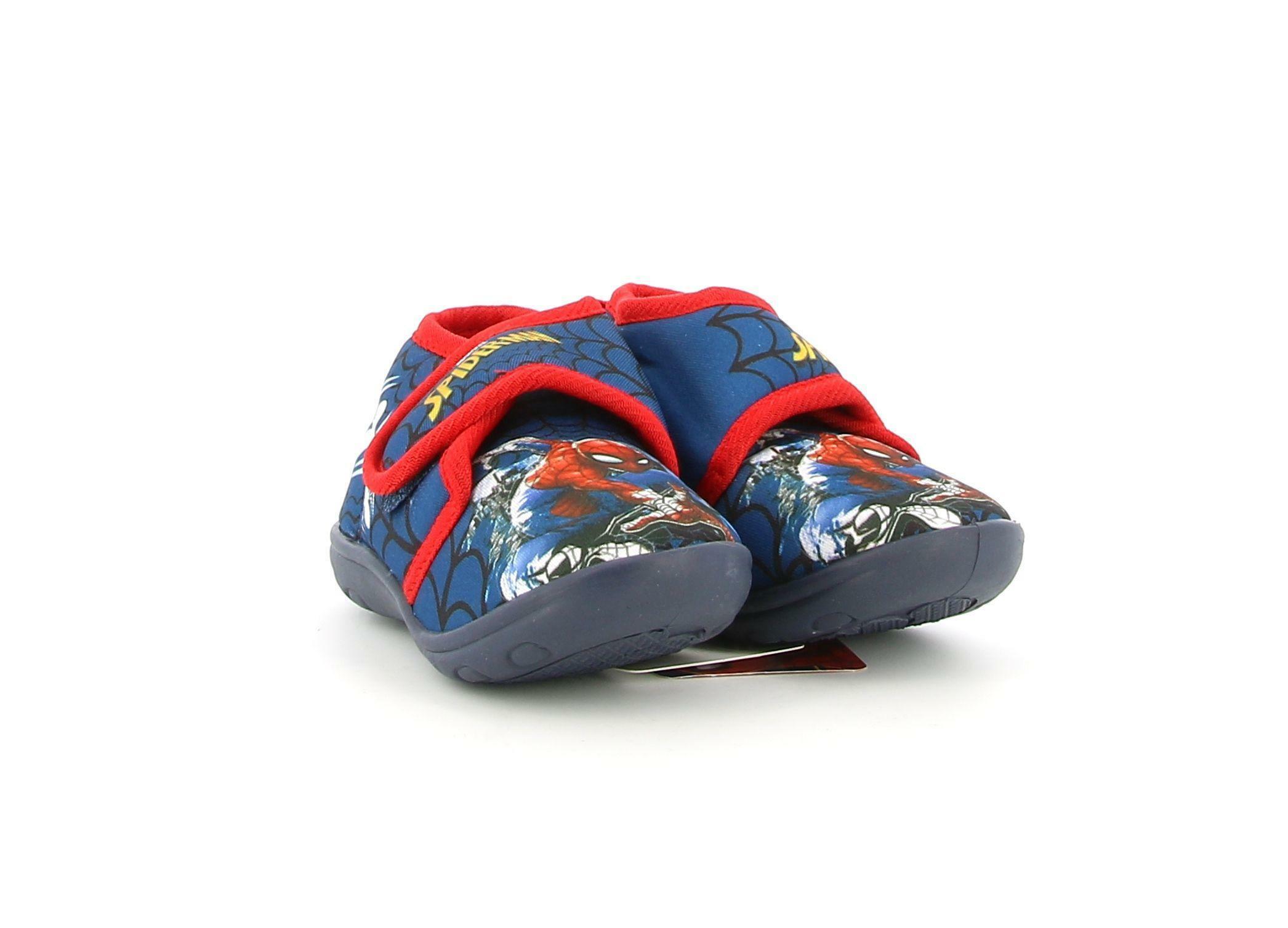 spider-man spider-man pantofole