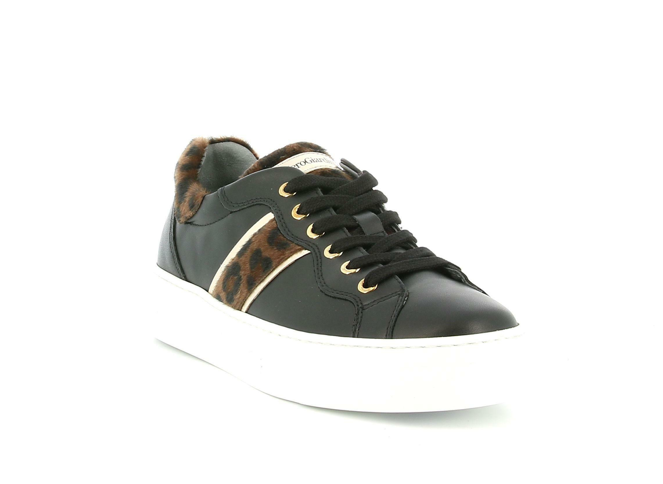 nero giardini nero giardini  i013230d 100 nero sneakers donna