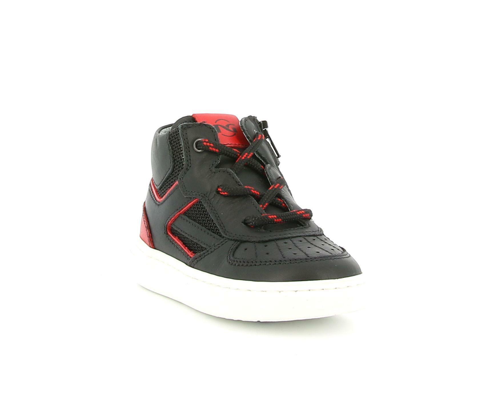 nero giardini nero giardini i023921m 100 nero sneakers alta bambino