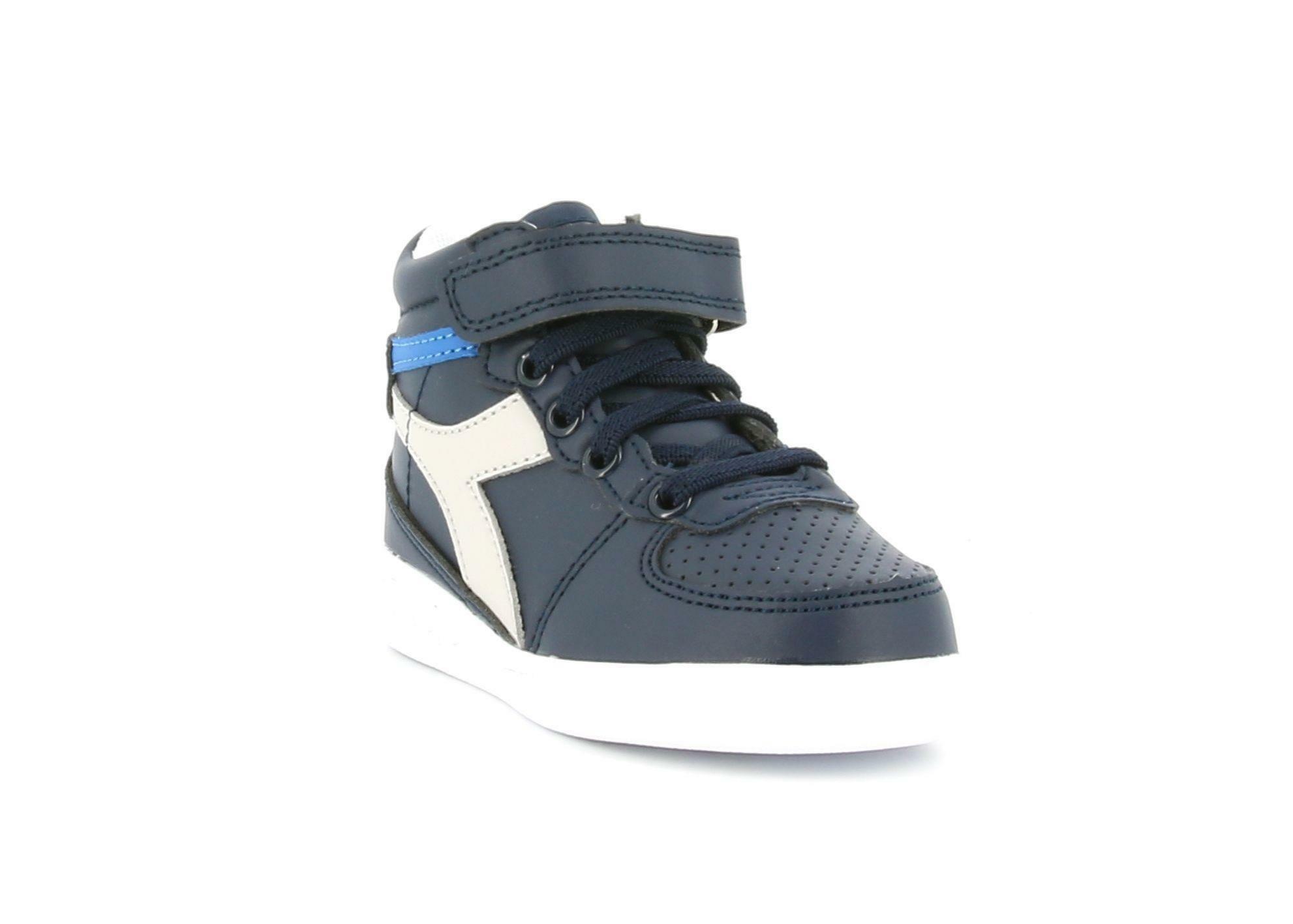 diadora diadora playground h td blu 173761 sneakers bambino