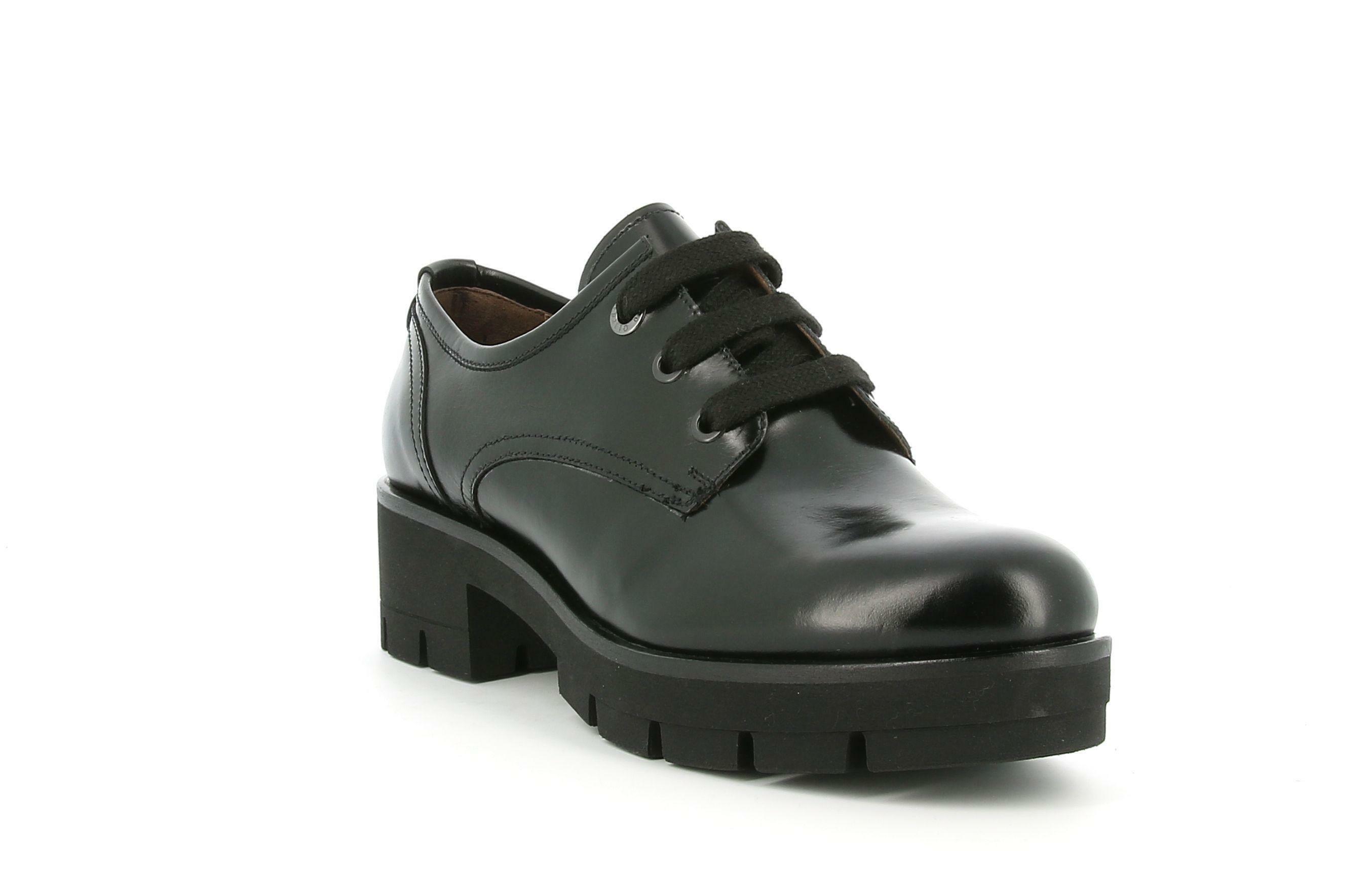 nero giardini nero giardini i014250d 100 nero sneakers donna