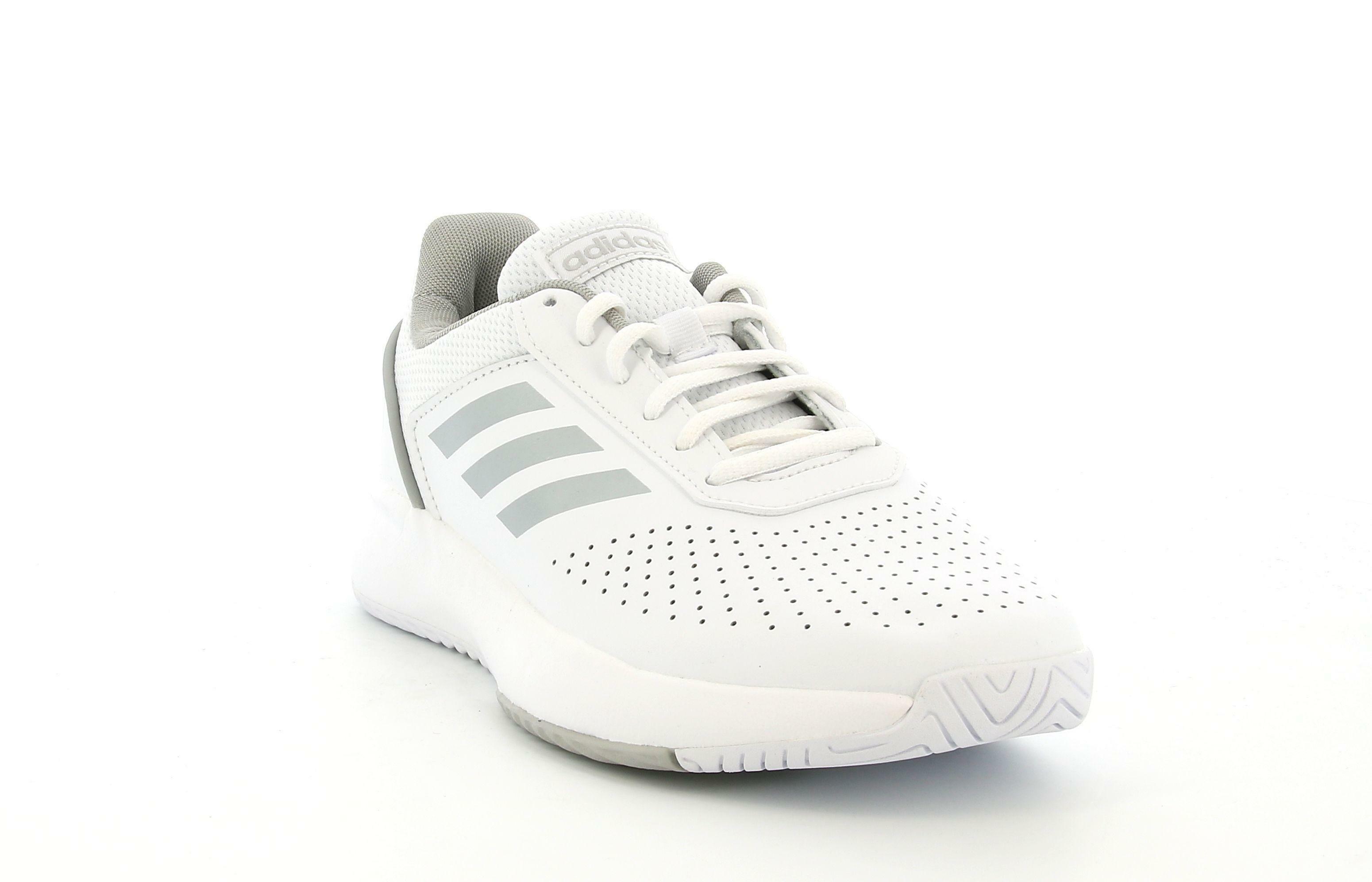 adidas adidas courtsmash f36262 bianco scarpe da fitness donna