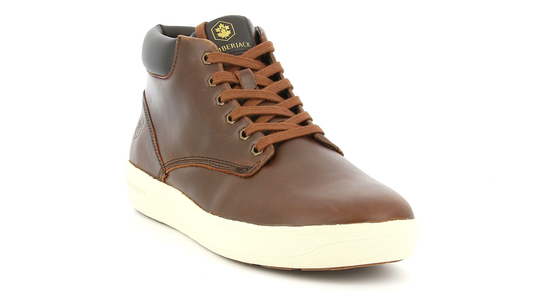 lumberjack lumberjack sm66001-003-x19 m0027 brown/dk brw sneakers uomo