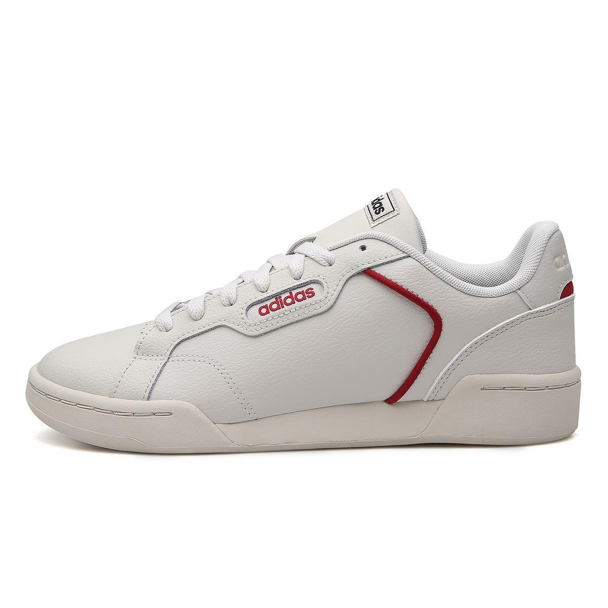 adidas adidas roguera white maroon eg2657