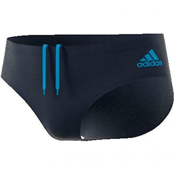 adidas adidas  fj4698 costume fit tr bos, costume da nuoto uomo legend ink