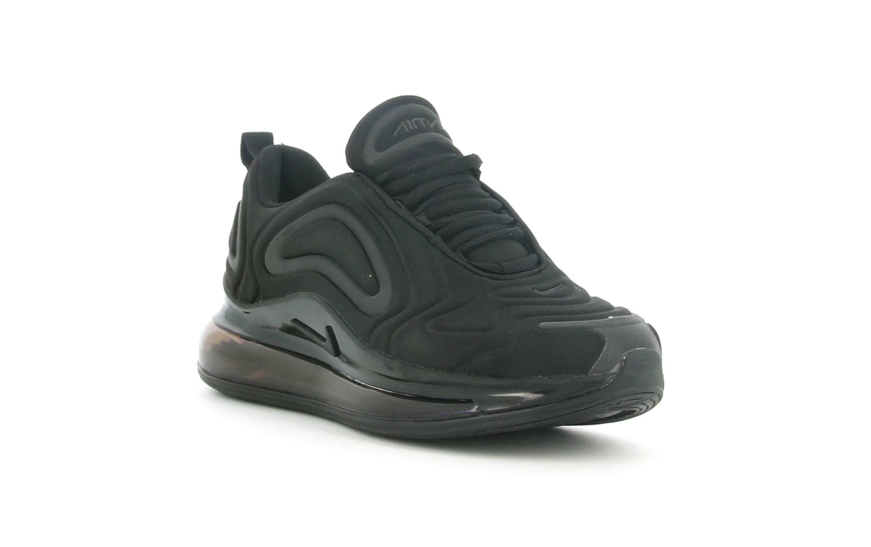 nike nike air max 720 ao2924w 010 sneaker bassa donna nero