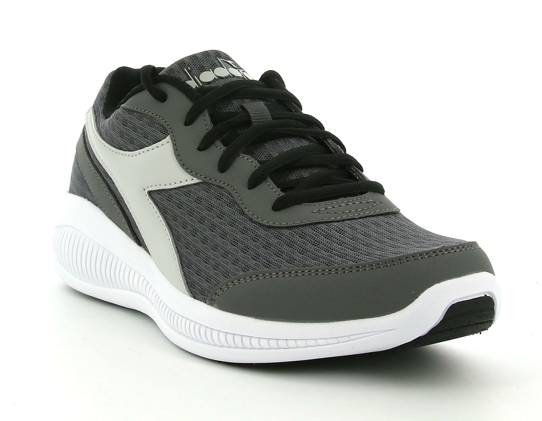 diadora diadora eagle 4 176888 scarpa sportiva da running uomo grigio