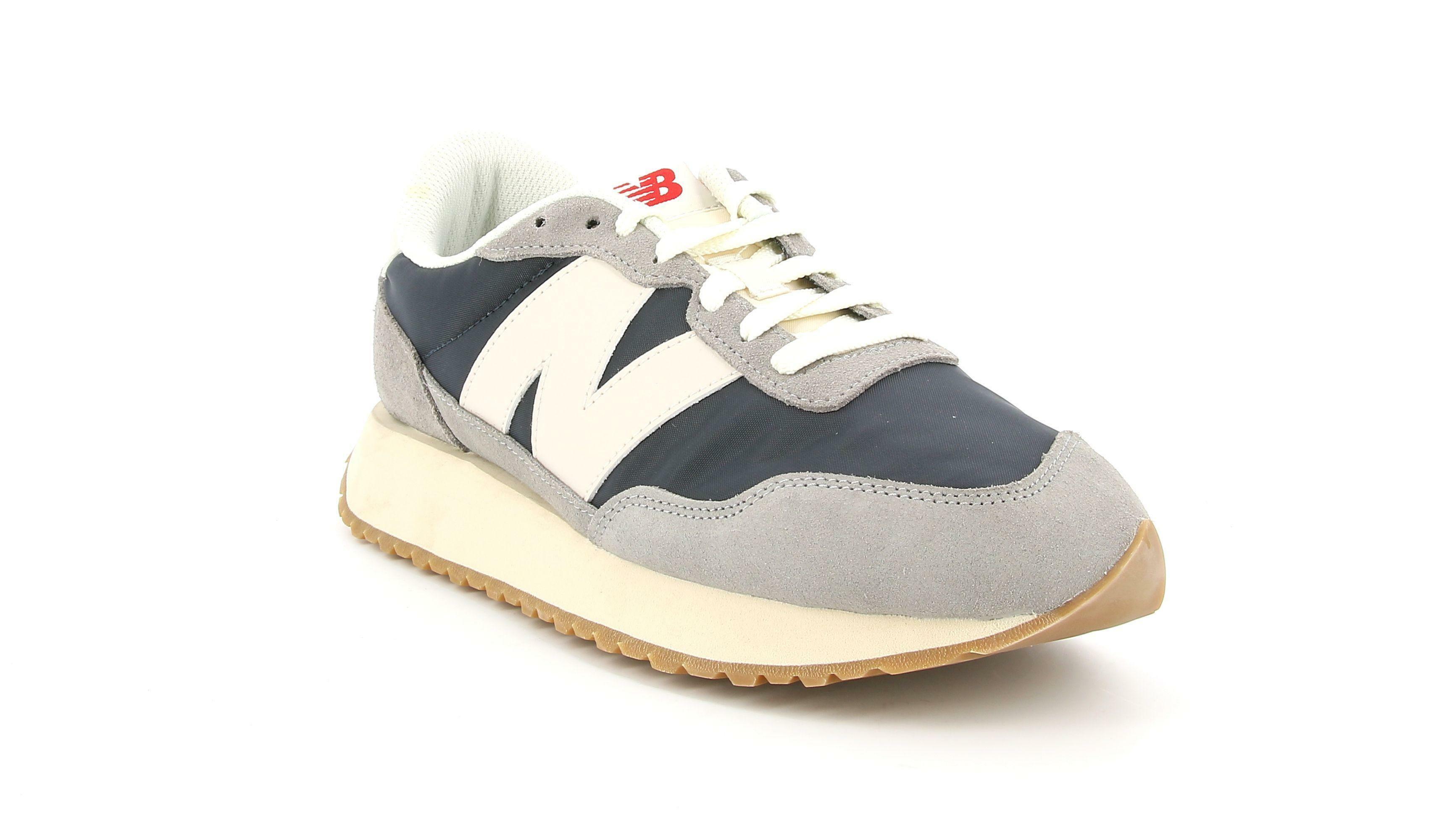 New balance ms237sc da uomo marblehead grey