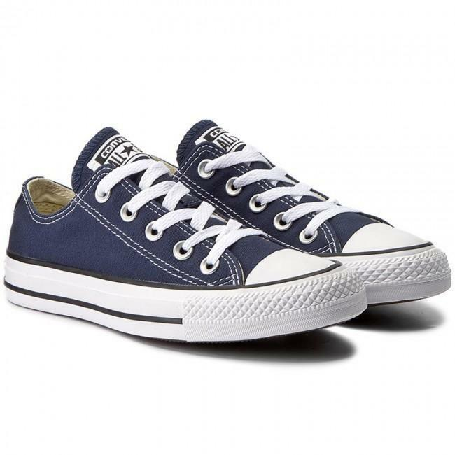 converse all star ox bambino unisex 7j237c