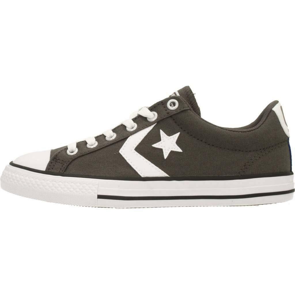 converse converse star player ox bambino 663655c grigio