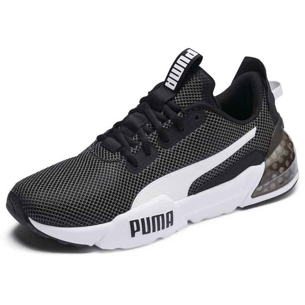 puma cell phase scarpa uomo running 192638 002 nero