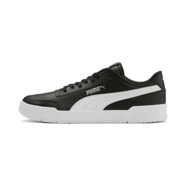 puma puma caracal sneakers bassa uomo nero