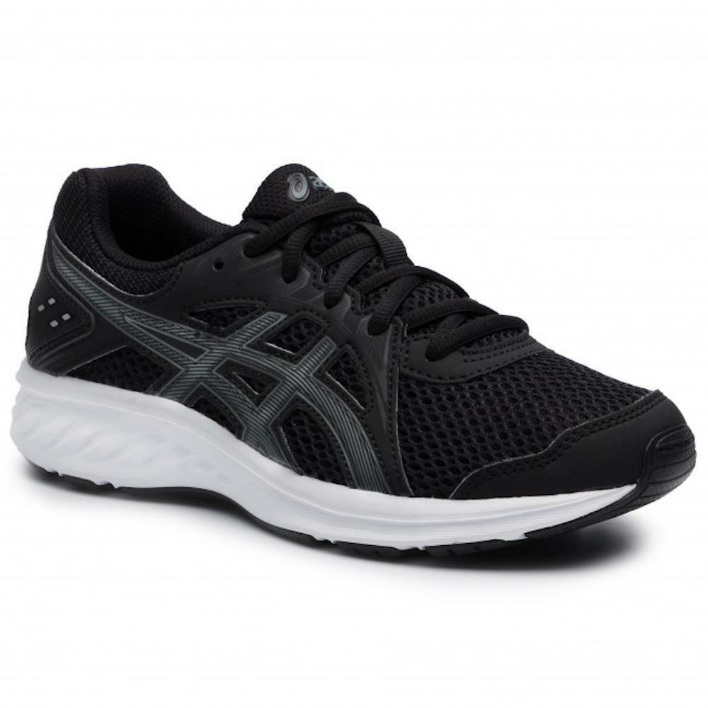 asics jolt 2 scarpa uomo running 1011a167  nero