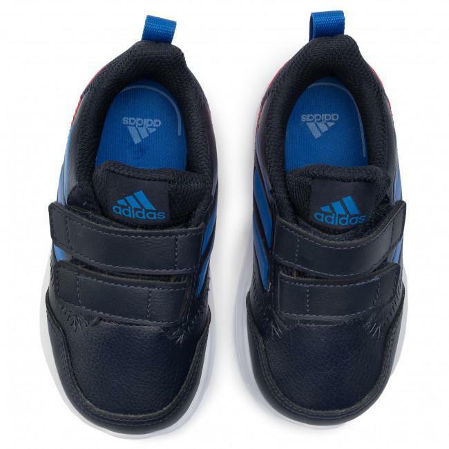 adidas adidas altarun cf i bambino strappo sportivo  g27279 blu