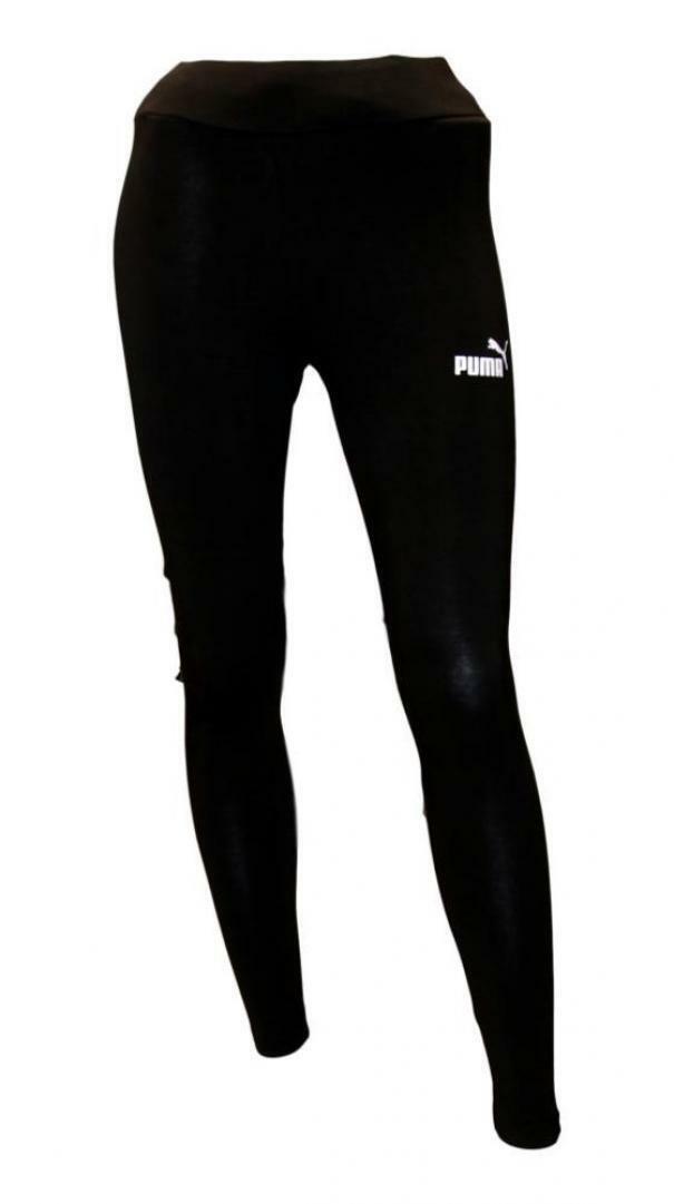 puma leggings donna 851813 001 nero