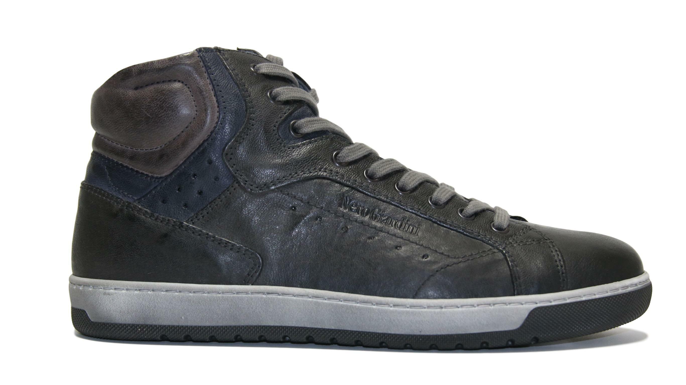 nero giardini nero giardini sneakers uomo a901230u 109 blu