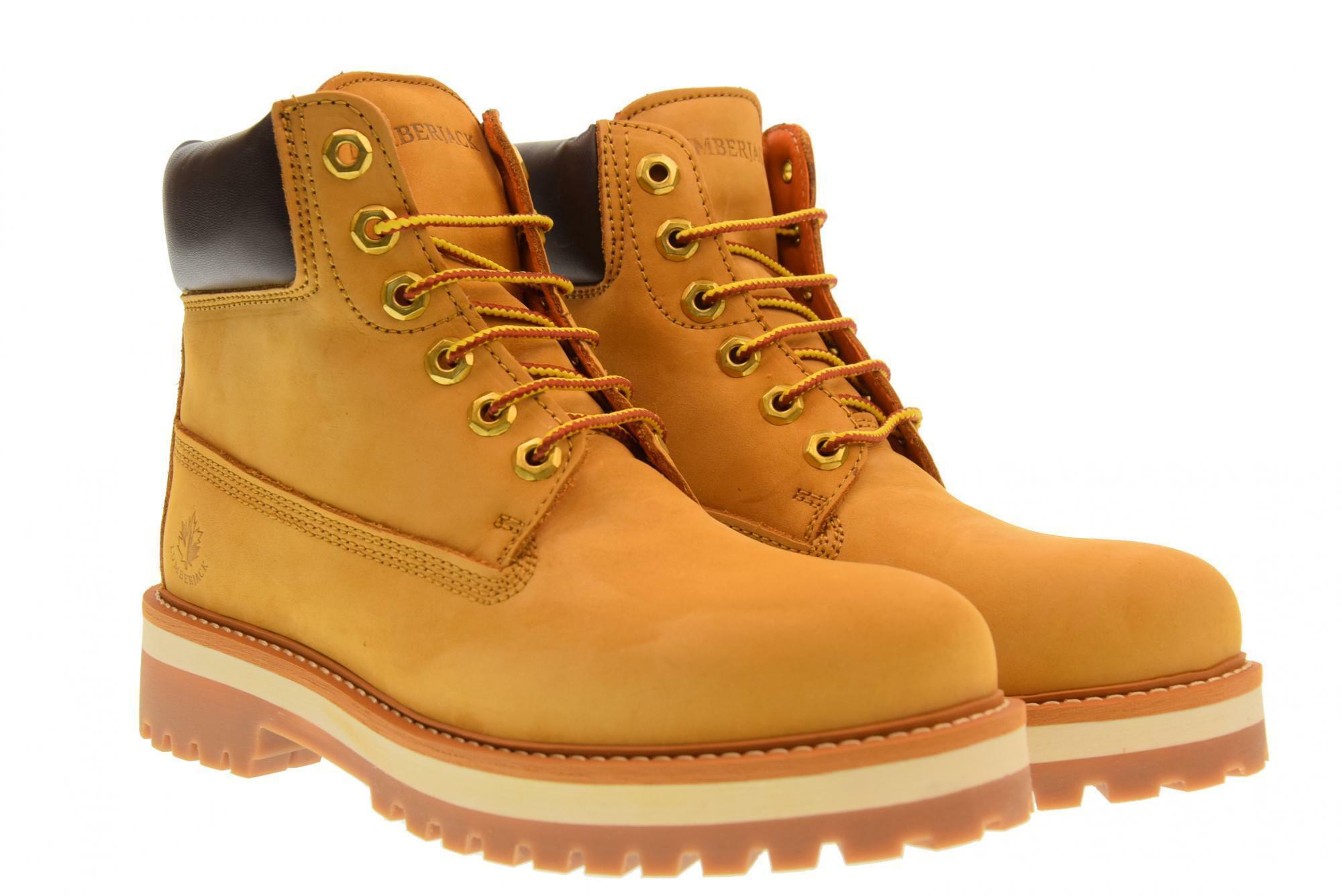 lumberjack lumberjack scarponcino donna sw50501-001 d01 giallo