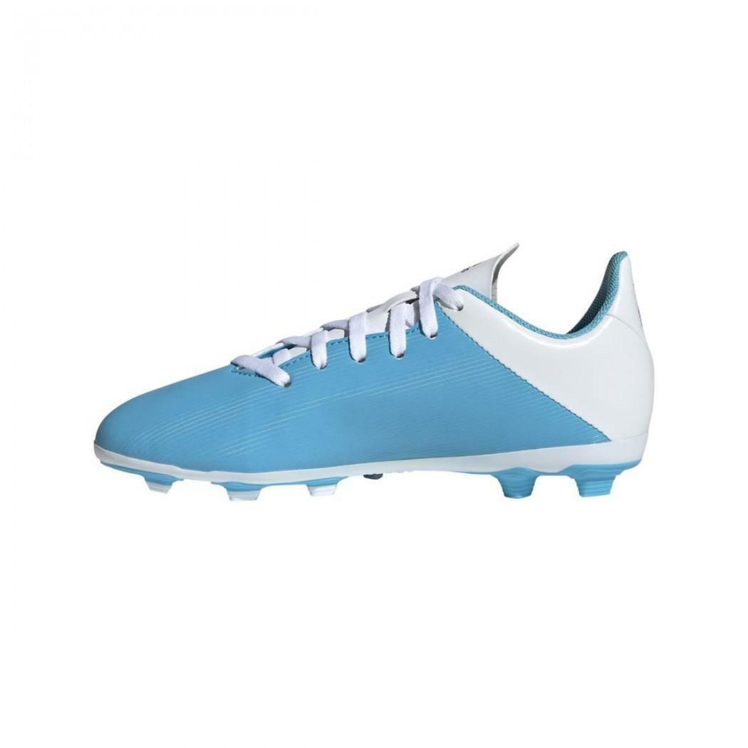 adidas adidas x 19.4 fxg j bambino f35361 azzurro