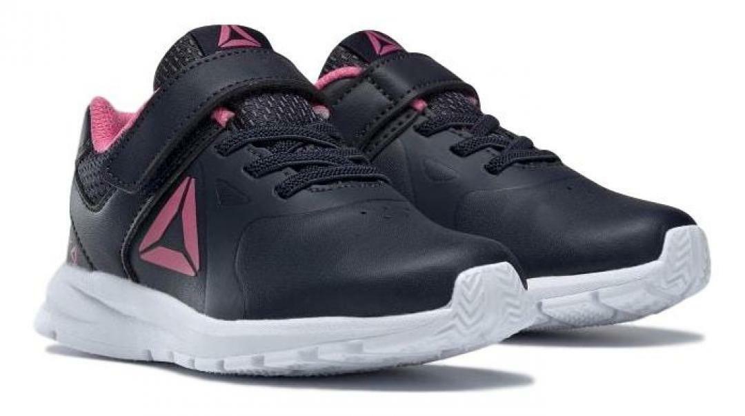 reebok reebok rush runner dv8800 blu scarpe da ginnastica bambina