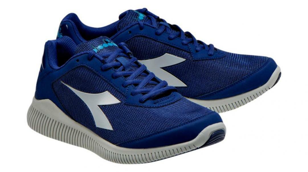 diadora diadora eagle 2 uomo running 174897 blu
