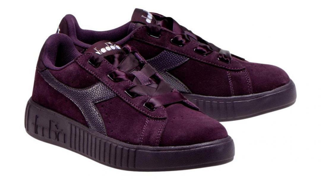 diadora diadora game step wn donna 175058 viola