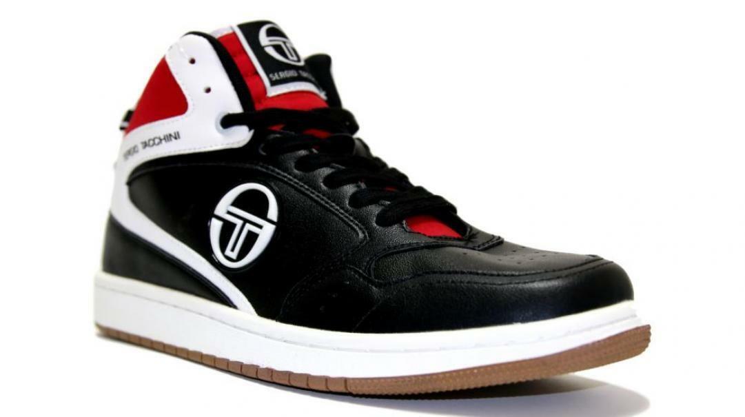 sergio tacchini sergio tacchini sneakers uomo stm928205 nero