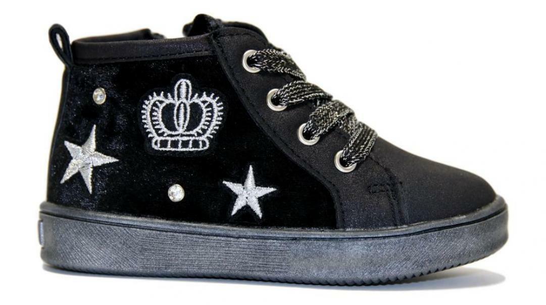 chicco chicco sneakers bambina 62378 nero