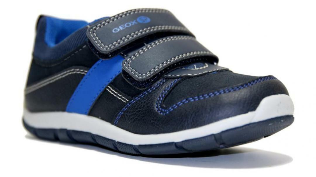 geox geox strappo sportivo bambino b943xa 0meaf c4226 blu