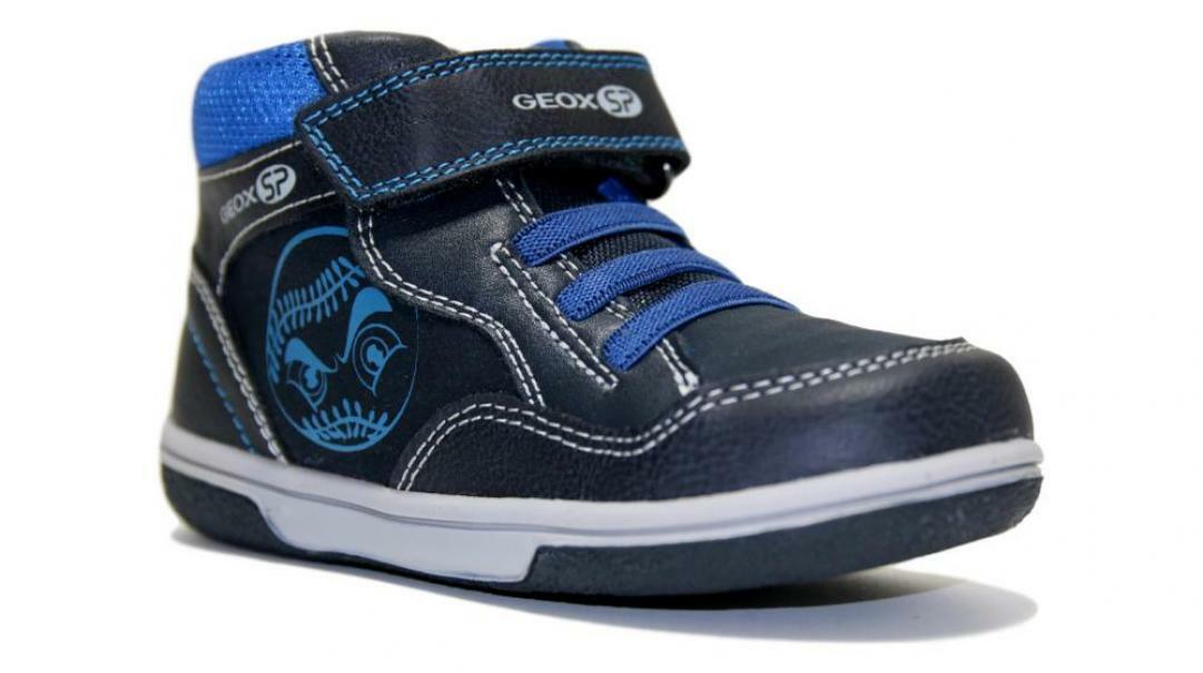 geox geox strappo sportivo bambino b9437a 0meaf c4226 blu