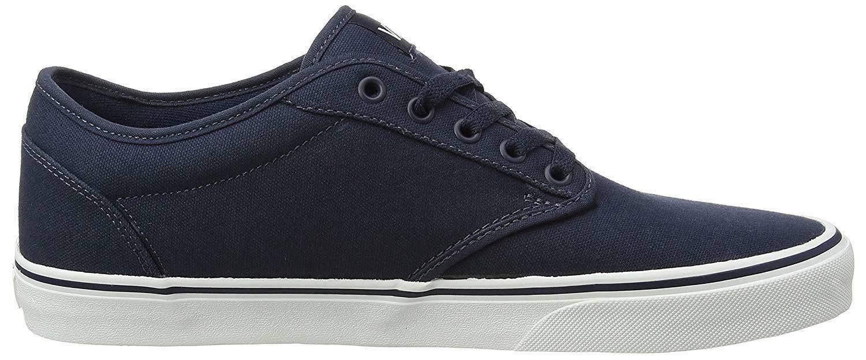 vans vans atwood sneakers bassa uomo vn000kc44k11 blu